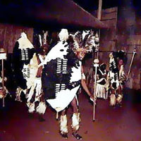 gorges lodge dancers